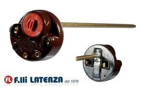 Thermostat Wasser-Heizung Boiler Lt. 10 Lt. 30 Lt. 50 Lt. 80 Produkt Made IN