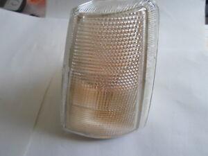 Glass For opel Classic Car Kadett E Indicator Lens Left El 18 5369 White