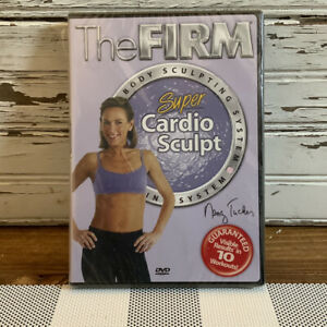 The Firm Body Sculpting Super Cardio Sculpt DVD with Nancy Tucker