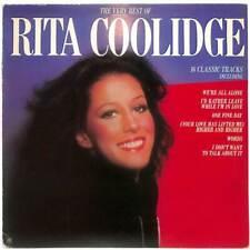 Rita Coolidge - The Very Best Of Rita Coolidge - LP Vinyl Record