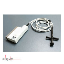 Acuson 20 Mhz Aux Cw Non Imaging Ultrasound Transducer Probe For Acuson Cypress