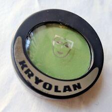 Kryolan Lime Green GR37 Glitter Eye Shadow Single