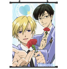 Anime Ouran High School Host Club Scroll Wall poster cosplay 2632