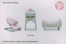 Lundby 60.2086 Smaland meuble bébé pour la maison de poupées