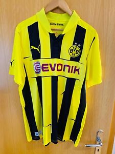 Borussia Dortmund Trikot XL Champions League 2012/13 BVB 09 Puma
