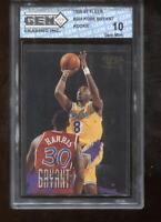 Kobe Bryant RC 1996-97 Fleer #203 LA Lakers Rookie GEM MINT 10