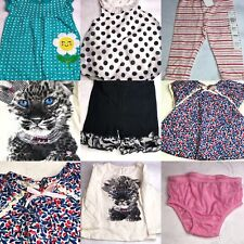 6 PC. LOT OF BABY GIRL CLOTHES Size  9 MONTHS NWOT BG08