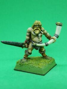 Barbarian Command - Grenadier - TSR AD&D - Painted Metal