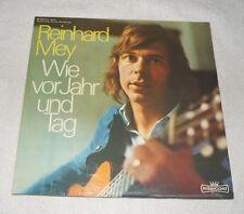 LP: Rein hard Mey - Wie vor Jahr und Tag (German)