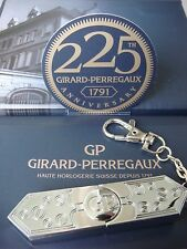 Girard Perregaux 225th Anniversary Keyring Style 8GB USB Full Press Kit New