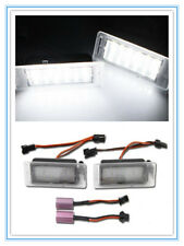 CAN-bus 3W Full LED License Plate Light Kit For Cadillac ATS CTS SRX XTS ELR