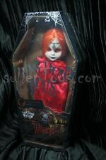 Living Dead Dolls Walpurgis Variant Red NYCC Exclusive Sealed Witch sullenToys