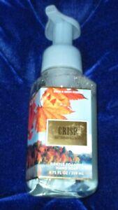 Bath & Body Works 'Crisp Morning Air' Gentle Foaming Hand Soap  8.75 fl.oz.