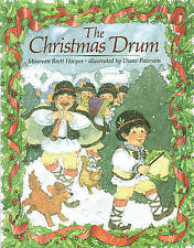 Very Good, Christmas Drum, Hooper, Maureen Brett, Book