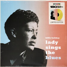 Billie Holiday LADY SINGS THE BLUES (950633) 180g LIMITED New Colored Vinyl LP