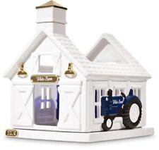Bath & Body Works White Barn Luminary Candle Holder ~ Farmhouse ~Truck ~Ceramic