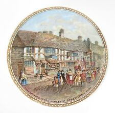 Pot lid. 'Shakespeare's House' No.226