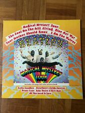 Vinyle THE BEATLES ,MAGICAL MYSTERY TOUR Made In England 1967