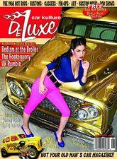 "CAR KULTURE DELUXE MAGAZINE - # 64 ""NEW!"" (June 2014)"