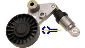 NEW SAAB/GM 9-3 9-5 2.2 TiD ALTERNATOR DRIVE BELT TENSIONER PULLEY 9180809