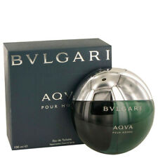 AQUA POUR HOMME by Bvlgari For Men Eau De Toilette Spray 3.3 oz