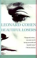 Beautiful Losers by Leonard Cohen (English) Paperback Book Free Shipping!