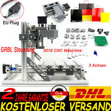 GRBL Steuerung DIY 3018 mini CNC Maschine 3 Achsen Pcb Fräsmaschine Holzfräser