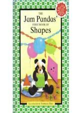 The Jam Pandas' First Book of Shapes-