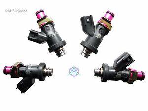 Set of 4 AUS Injectors 1000 cc HIGH FLOW Racing fit HONDA S2000 2000-05 [G4-H]