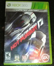 Need for Speed: Hot Pursuit (Microsoft Xbox 360, 2010) No Manual, Free Shipping!