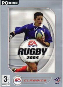 PC CD ROM EA SPORTS RUGBY 2004 Occasion