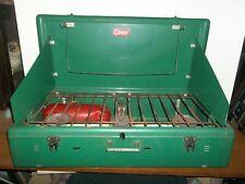 Nice Vintage Coleman Model 426B 3 Burner Camp Stove