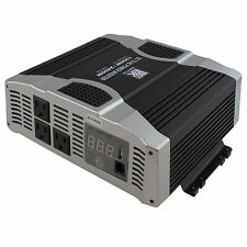 DC To AC Power Inverter 2400W Peak Power / 1200W Continuous 69BINV1200