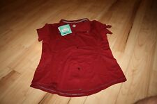 Clube Ride Laurel Womens Jersey Size S Small Biking Red