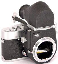 ! Raro! Micro-Visoflex III Reflex vivienda + otxbo Buscador-vueltas Leica M en SLR