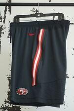 NIKE SAN FRANCISCO 49ERS NFL football team issued vapor performance shorts | XXL