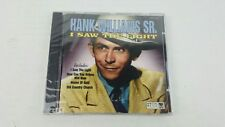 Hank Williams Sr. - I Saw the Light 1994 CD Brand New Sealed
