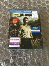 THE WALKING DEAD: THE COMPLETE FOURTH SEASON [BLU-RAY] - NEW BLU-RAY