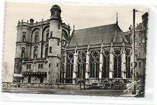 1 postcard France 78 Yvelines Saint-Germain-en-laye L Achapelle Et Le Chateau