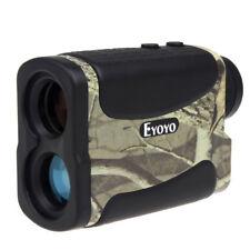 Eyoyo Télémètre de Golf et de Chasse5-700 Yard 6x Étanche RangeFinder Flag Lock