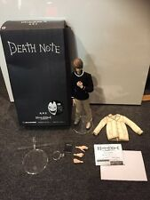 Death Note Medicom Real Action Heroes Yagami Light RAH Action Figure