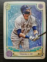2020 Topps Gypsy Queen Tarot of the Diamond #TOD10 Christian Yelich