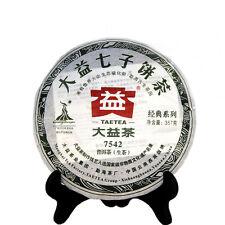 2010 year 357g old pu-erh tea sheng puer yunnan raw puerh tea health Green Food