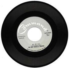 RAY CHARLES SINGERS  (Al - Di - La)  Command 4049 = VINTAGE record