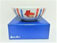 Studio Ghibli PONYO on the Cliff limited Bowl Rare noodle udon ramen F/S Japanes