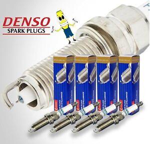 Denso (3445) XU22HDR9 U-Groove Spark Plug Set of 4