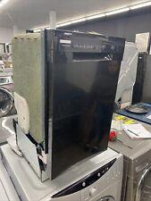 "Frigidaire Ffbd1821Mb Built-In Dishwasher 18"" Black New floor model open box"