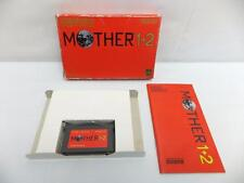 "GAME BOY ADVANCE GBA "" MOTHER 1+2 "" EARTHBOUND BOXED"