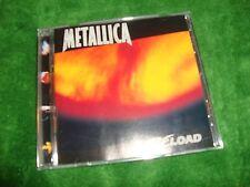 METALLICA cd RELOAD  free US ship..