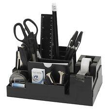 17PC contenedor de papelería Paquete sostenedor de la pluma titular de oficina escritorio ordenado organizador